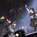 BABYMETAL  3度目のワールドツアーファイナル「RED NIGHT」を12月18日にWOWOWで放送!!
