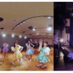 「Flower Notes」メンバーも参加の新ユニット「seeDream」が登場!新人アイドルプロデューサーやライブステージ最前列をVRで体験!