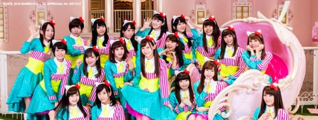 「P.IDL」×「ローティーンWEBマガジン Dream♡Girls」新グループオーディション開催!スタジオ併設の新カフェも!