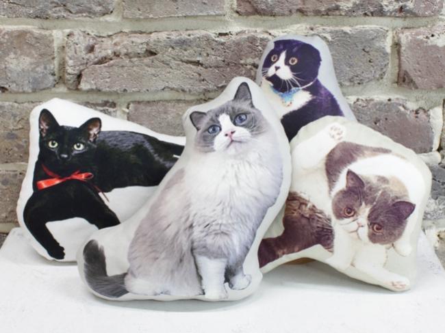 猫クッションに猫ポーチ、salutの『ねこの日総選挙』アイテム1.31販売START!