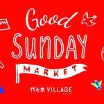 都会暮らしに自然を。1月15日に「GOOD SUNDAY MARKET」開催!モチつき大会もあります