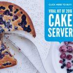 ケーキの切り分け問題がついに解決!フィンランドから「magisso cake server」到着!