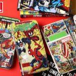 「MARVEL」デザインのiPhone7専用手帳型ケース発売!表紙・背表紙までこだわりのコミック風ケース登場!
