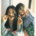 「ViVi」4月号発売!『PとJK』土屋太鳳と玉城ティナの「仲良し帰宅部女子」