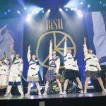 BiSHのツアーファイナル公演を放送「MTV LIVE: BiSH NEVERMiND TOUR FiNAL」