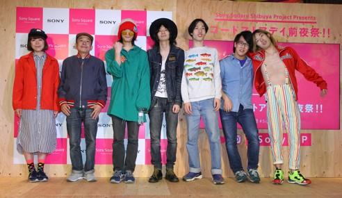 「レコードストアデイ前夜祭」!爆弾ジョニー、SHINCO×おみそはん、ハリウッドザコシショウ