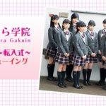 「さくら学院 2017年度 ~転入式~」公演翌日5月8日、ライブ・ビューイング開催決定!