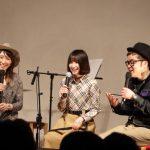 吉田凜音×西寺郷太ら「マジペパ」1stアルバム全曲解説トークイベント!語る1時間半