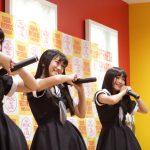 フルポケ3rdシングル『キミトシル / カンフー乙女』リリースイベントがスタート!!