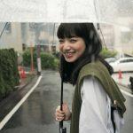 小松菜奈が雑誌「OCEANS」連載「#TATERUガールズ 〜君のいる部屋〜」に登場
