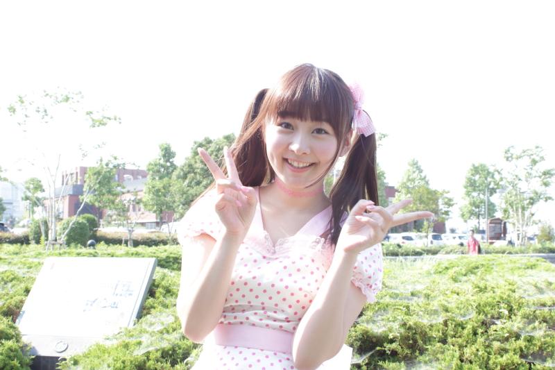 【アイドル横丁夏まつり!!】高橋優里花、呼ばれました!「ピーカン☆NATSU コラボ」!!