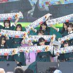 【TIF2017】欅坂46&けやき坂46がTIFに登場!『サイレントマジョリティー』や最新曲を披露!