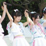 【TIF2017】AKB48チーム8、オリジナル楽曲のセットリストで野外ステージを盛り上げる!