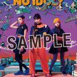 「NO MUSIC, NO IDOL?」最新版ポスターはDEVIL NO ID!東京・沖縄でリリースパーティーも