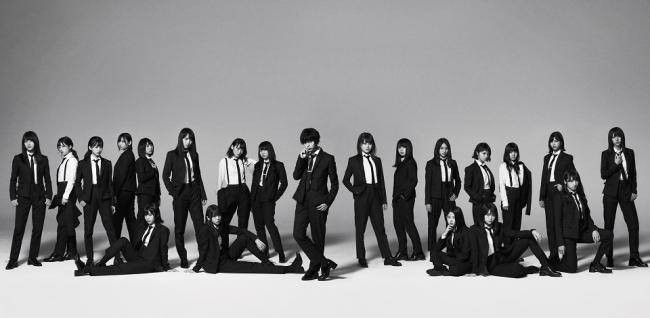 欅坂46、5thシングル『風に吹かれても』アーティスト写真・収録曲公開!
