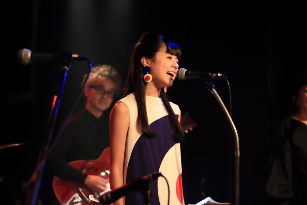 """新60'sサウンド鳴る!新世代ガール""""それいゆ""""擁するバンド「SOLEIL」がリリースパーティー!"""