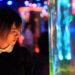 【アイドル×水族館】ちよこさんとめぐるアクアパーク品川。意外な未来空間でいきものたちと遊ぶ