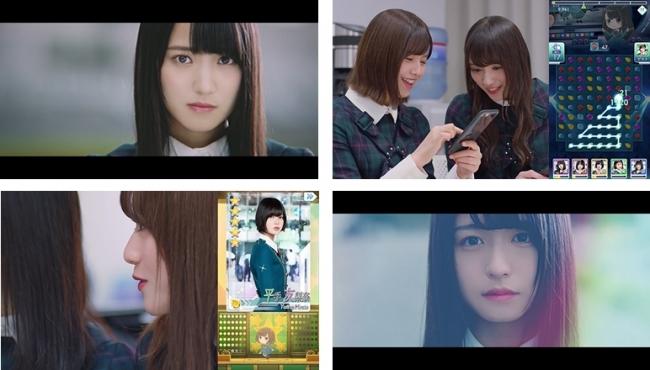 欅坂46初公式ゲームアプリ『欅のキセキ』TVCMが10/25より放送開始!メイキング映像も公開