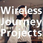 謎の美女が登場。オーディオテクニカ『Wireless Journey Projects』ティザームービー公開
