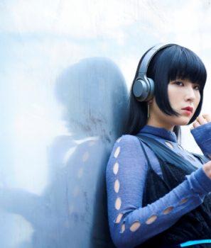 DAOKO ×ソニーワイヤレスヘッドホン「h.ear」コラボMV、WEB CM、インタビュー順次公開