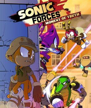 『ソニックフォース』公式WEBコミックが公開!ゲーム本編では描かれないエピソードなど全4回!