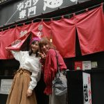 non-no専属モデル鈴木友菜と佐藤エリが関西ディープ旅!「COTABI」ナビゲーターに就任