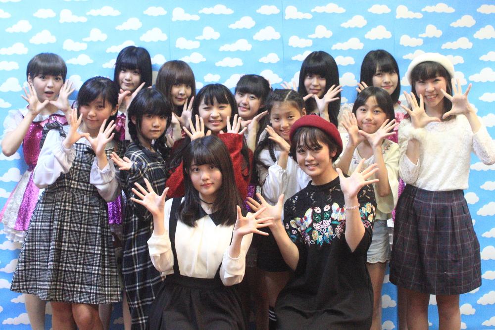 MCは池田裕子とA応P ZERO河上英里子が担当!新番組「アイドルにさせといて!」スタート!