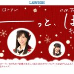 """「中部ローソン×SKE48」SKE48が送るクリスマスケーキ・おせちで""""ほっと""""な年末を!"""