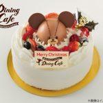 大人気!「くまのがっこう」ダイニングカフェにて11/27から限定クリスマスケーキ予約開始!