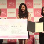 「FOODEX美食女子 グランプリ2018」アンバサダーに朝比奈彩が就任!食について語る