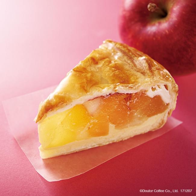 12月7日エクセルシオールカフェから「国産りんごのアップルパイ」など冬の新作スイーツが登場