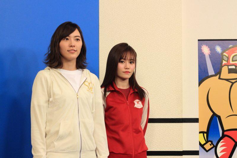 ⾖腐プロレス取材会