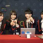 AKB48グループ「リクアワ」SHOWROOM裏生配信レポートが到着。NGT48の2年連続1位に荻野由佳「ただただただただ、ビックリです!」