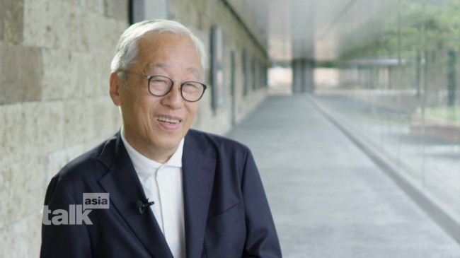 杉本博司、福島リラなど、日本の独創性を押し広げる人々を取材 CNN『Talk Asia』日本スペシャル