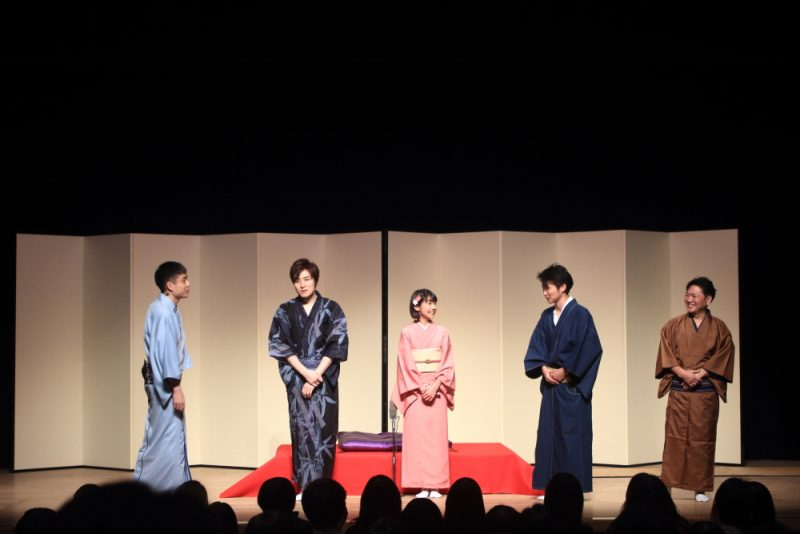 武蔵野芸能劇場でお昼にヤル会