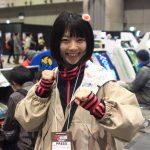 クレーンゲーム好きアイドルあまみちゃんと「JAEPO 2018」「闘会議 2018」へ!巨大SFCコンやリアル『PONG』を体験!