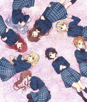 22/7の2ndシングル『シャンプーの匂いがした』堀口悠紀子描き下ろし新ビジュアル公開! 2月27日にはイベントも開催