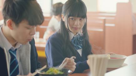 「恋する幸楽苑」TV-CM