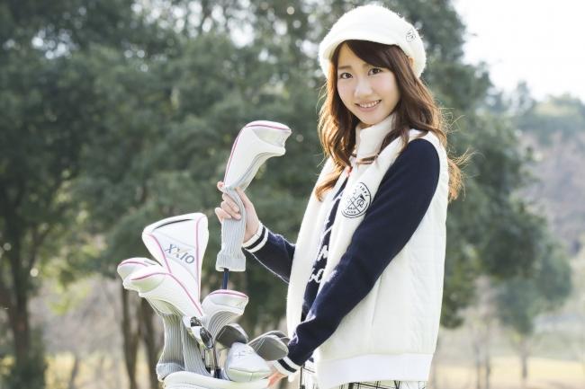 柏木由紀・新番組「はじめて!ゴルフ~目指せ120切り~」動画コメントを公式サイトで公開!