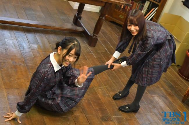新内眞衣初登場の『乃木坂46えいご新春60分SP』はTBSチャンネル1で1月29日放送