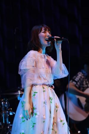 「花澤香菜 スペシャルライヴ @ billboard Live TOKYO」ライヴレポート