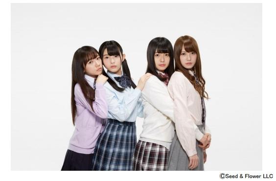 """10代女子必見!「earth music&ecology KANKO Label」新ビジュアルに""""けやき坂46(ひらがなけやき)""""登場!"""