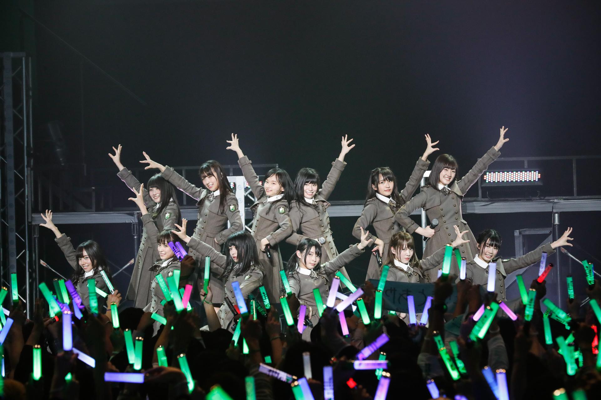 ひらがなけやき(けやき坂46)大成功のワンマン2DAYS!!ラストはやりきったメンバーたちの笑顔!