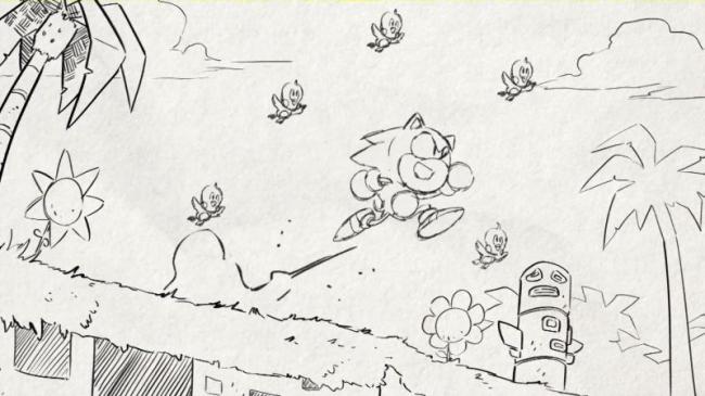 2Dクラシックソニックシリーズ最新作『ソニックマニア』新プロモーションムービーを公開