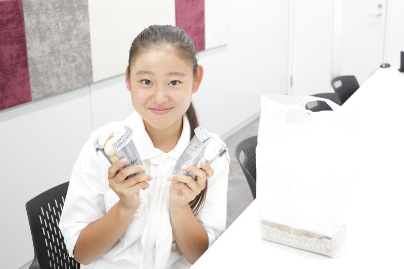 """""""わたしのすきなもの"""" AIS 徳久陽日編 ~はじめて気付いたお菓子作りへの想い~"""