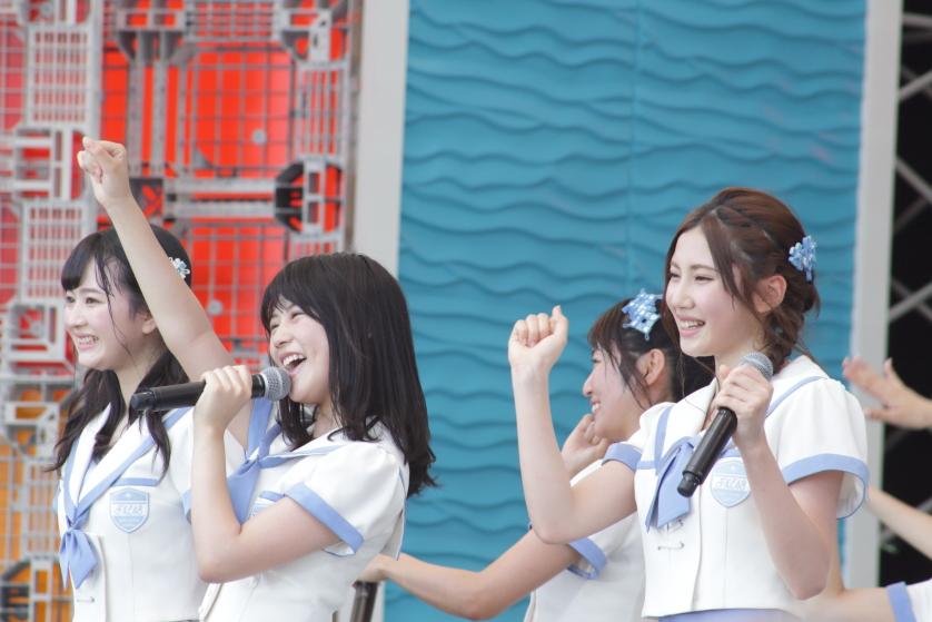 【TIF2017】大矢真那の卒業コンサート決定!SKE48の熱い叫びが響いたHOT STAGE