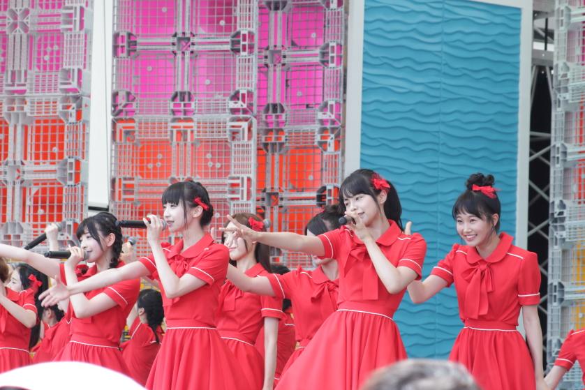 【TIF2017】NGT48今年もTIFに登場!熱いHOT STAGEに新潟の風を届ける