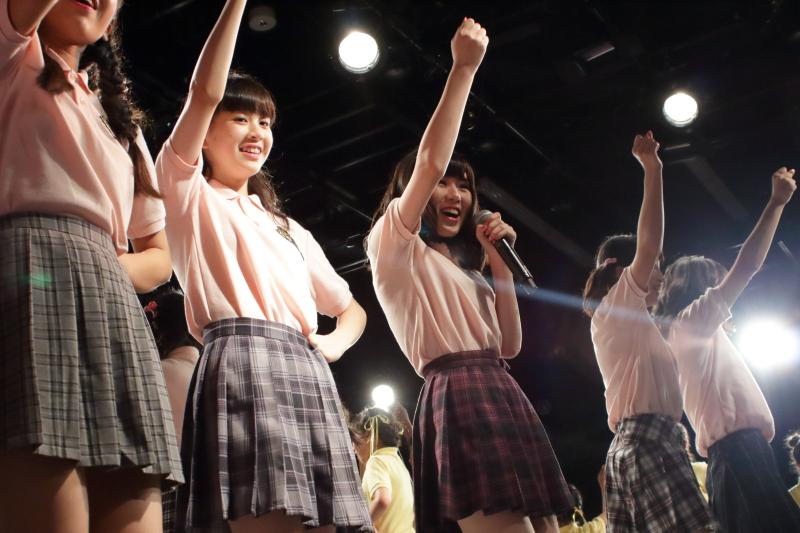 シブサン夏フェス!!2017!サイサイあいにゃん作詞の初オリジナル曲やランウェイで最高の笑顔!