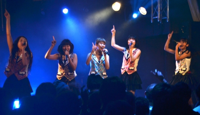 ご当地アイドル「U.M.U アワード2017 決勝大会」日本一は沖縄エリア代表の『RYUKYU IDOL』!