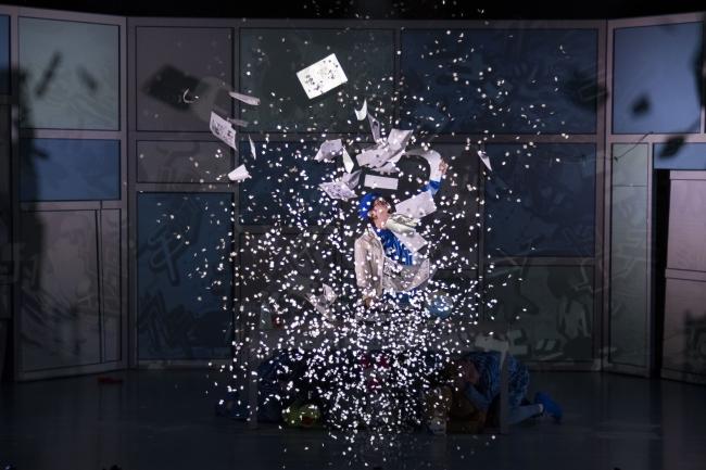 手塚治虫生誕90周年記念『MANGA Performance W3(ワンダースリー)』「マンガの日」に開幕!